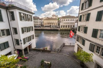 Limmat River Side Apartment by Airhome