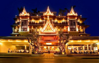 Отель Rayaburi Hotel Patong