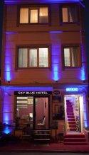 sky blue hotel