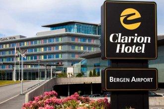 Clarion Hotel Bergen Airport Terminal