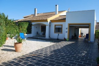 Villa With 3 Bedrooms in El Verger, With Wonderful sea View, Private P