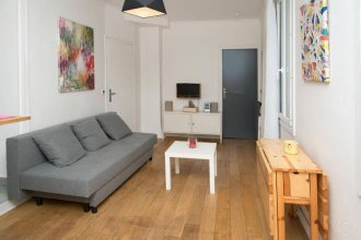 BP Apartments - Cozy Montmartre