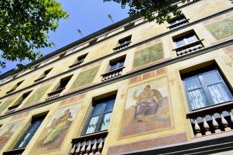 Отель Catalonia Berna