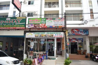 Comfort Residence guest House Pattaya