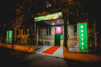 Хостел Sherlock Homes Баку