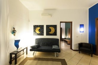 House With one Bedroom in Palermo, With Balcony and Wifi - 10 km From the Beach