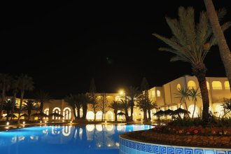 Отель Djerba Golf Resort and Spa