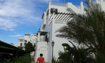 Apartment With 2 Bedrooms in Roquetas de Mar, With Pool Access - 50 m