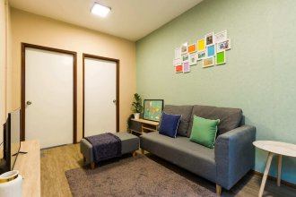 Comfy 4BR Apartment for 8 Guests in Brickfields, KL