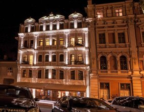Отель Palais Royal Odessa