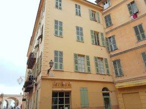 Cœur Vieux Nice - Cours Saleya