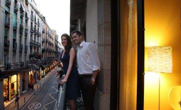 Отель Ciutat de Barcelona