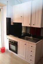Studio in Lido di Ostia, With Wonderful City View, Furnished Terrace and Wifi - 1 km From the Beach