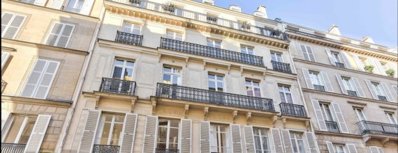 60 - Luxury Parisian Home Sebastopol 2DG