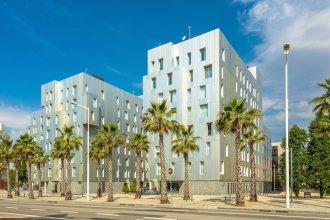 1 BR Rambla Suite & Pool Rooftop Terrace Sea View - HOA 42156