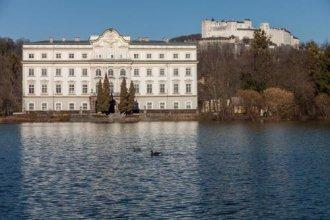 Schloss Leopoldskron Meierhof