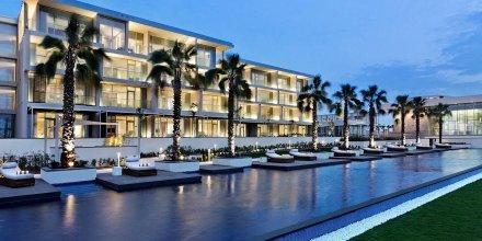Отель The Oberoi Beach Resort Al Zorah