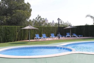 Playa Golf Quad With Comm Pool P231