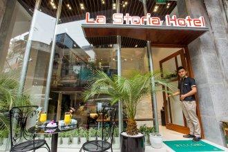Отель Hanoi La Storia