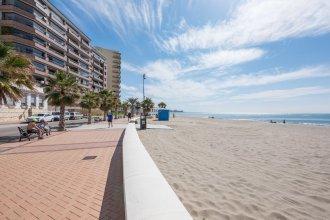 Magnificent 1st Line Beach Condo, Panoramic Sea Views
