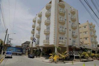 Art- Deco Beach Hotel