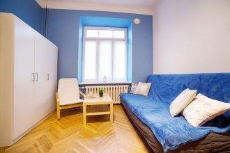 Blue Happy Apartment