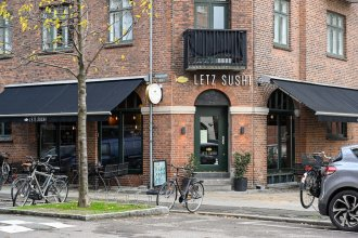 Studio Apartment in a Vibrant Neighborhood Islands Brygge