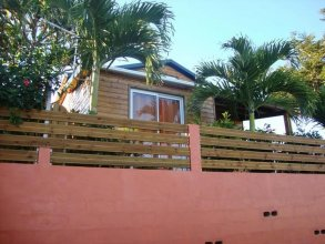 House With 2 Bedrooms in Saint Paul, With Wonderful sea View, Enclosed