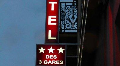 Hôtel Des Trois Gares