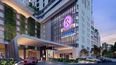 The Robertson Residence Bukit Bintang by Stayshare Homes