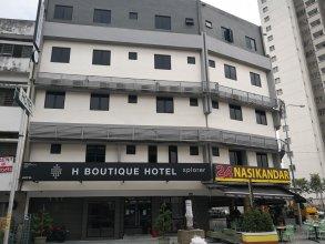 H Boutique Hotel Xplorer Maluri Cheras