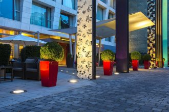 Radisson Blu Media Harbour Hotel, Düsseldorf