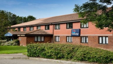 Travelodge Hellingly Eastbourne