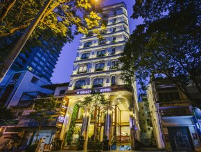 Lotus Central Hotel Saigon
