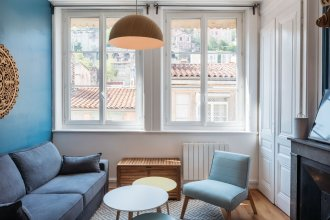 Appartement Elégance - Vieux Lyon