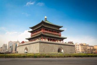 Pod Inn Xi'an Giant Wild Goose Pagoda