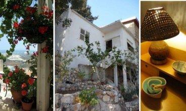 Artist's House overlooking the Bay of Haifa