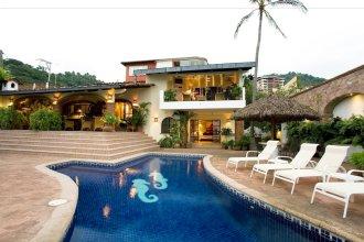 Casa Coco in Puerto Vallarta - 4 4 Bedrooms 4 Bathrooms Villa