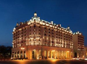 Отель Four Seasons Hotel Baku