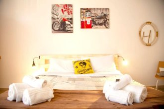 Apartment With 2 Bedrooms in Firenze, With Furnished Terrace and Wifi