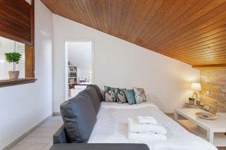 Bright & Modern 1-bedroom Apartment in Centro