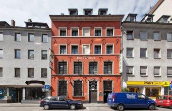 Novum Hotel Ahl Meerkatzen Köln Altstadt