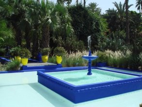 Appart avec vue Jardin-Majorelle