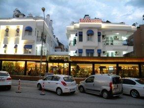 Отель Sava