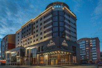 Отель Азия Бизнес