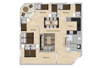Sonderland Apartments - Smalgangen 23