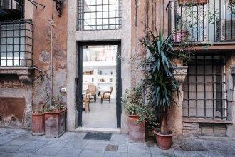 Vespa Studio Loft Trastevere