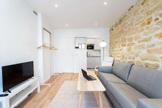 One bedroom for 2 people Paris-Vincennes