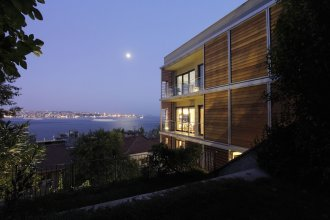 Deris Bosphorus Lodge Residence