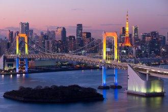 Ooedo Onsen Monogatari Odaiba Tokyo